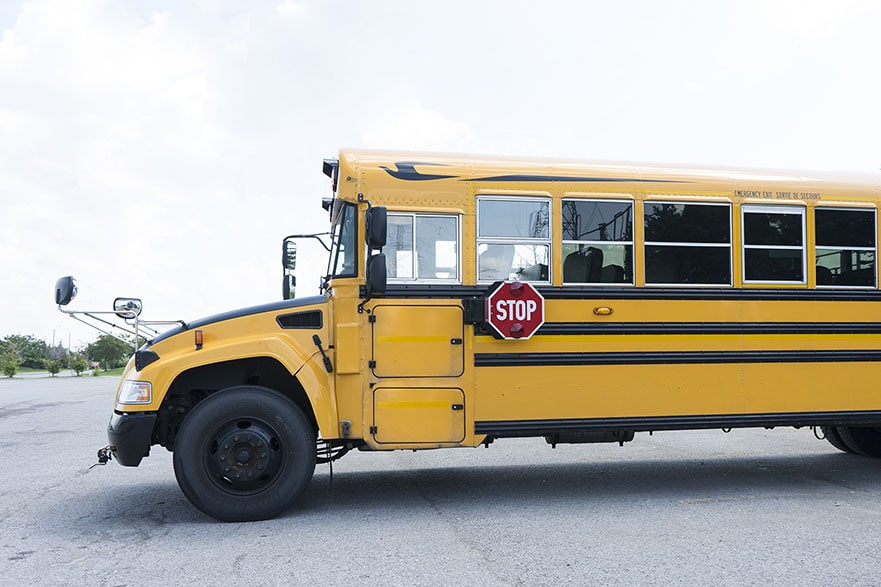 Rappel : les autobus scolaires vont bientôt reprendre la route