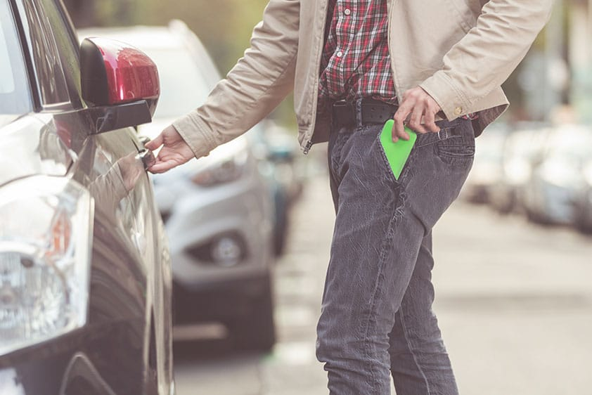 La distraction au volant est dangereuse, imprudente et évitable