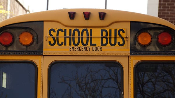 Back to School – The Buses Are Back!