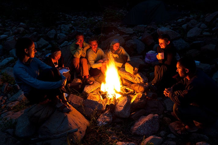 Safety: The Key to Happy Campfire Memories