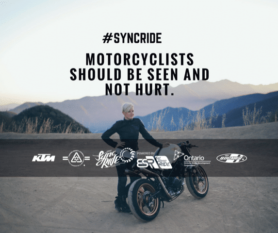 CSC, EatSleepRIDE Announce Motorcycle Safety Challenge