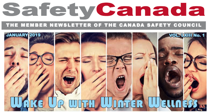 Safety Canada – January 2019